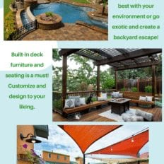 Top Deck & Patio Ideas