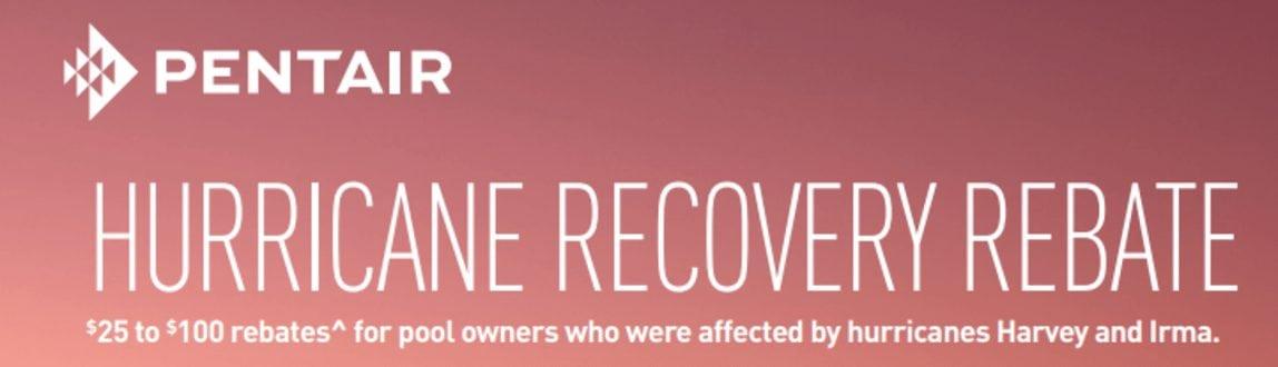 Harvey Recovery Rebate   August   2019