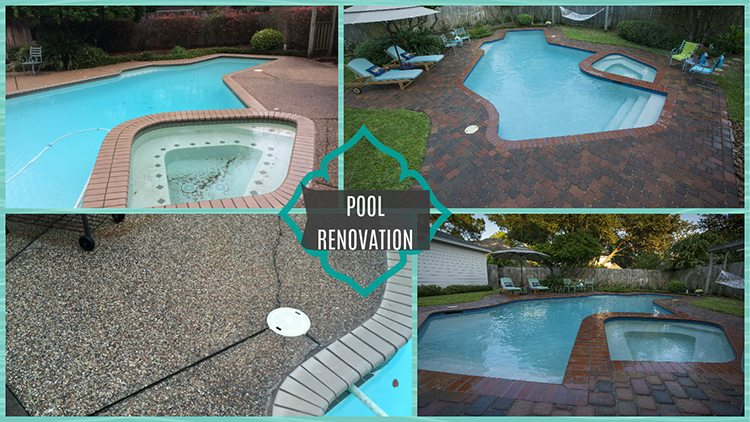 Pool Remodeling Renovations Home Richard's Total Backyard Delectable Backyard Designs With Pool Remodelling
