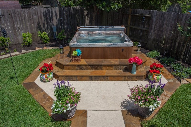 houston landscaping gallery home richard s total backyard solutions
