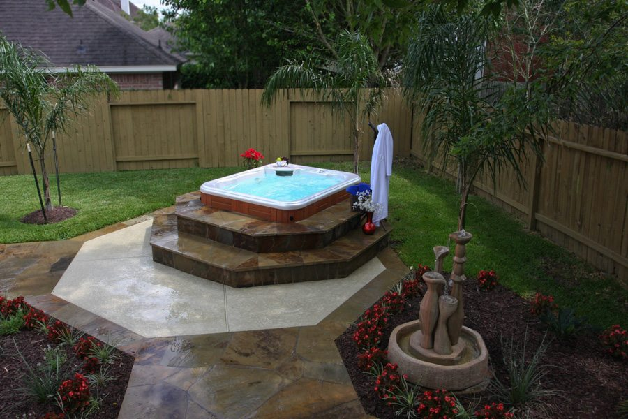 Backyard Solutions houston landscaping gallery | home | richard's total backyard solutions