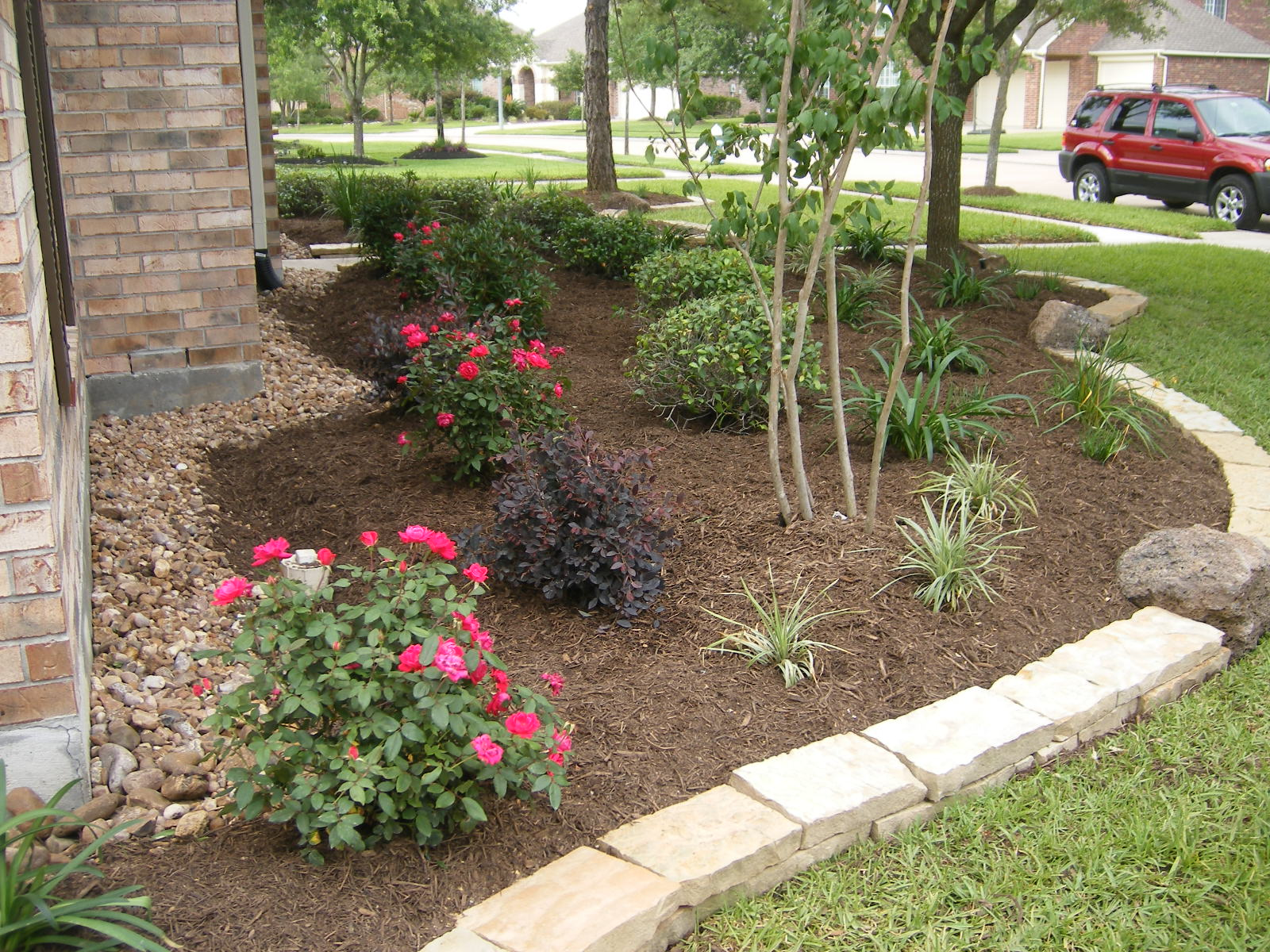 Houston Landscaping Gallery | Home | Richard\'s Total Backyard Solutions