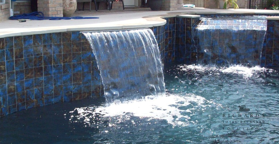 Water Features Amp Add Ons Home Richard S Total Backyard