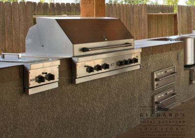 Houston Outdoor Kitchen Gallery | Home | Richard\'s Total ...