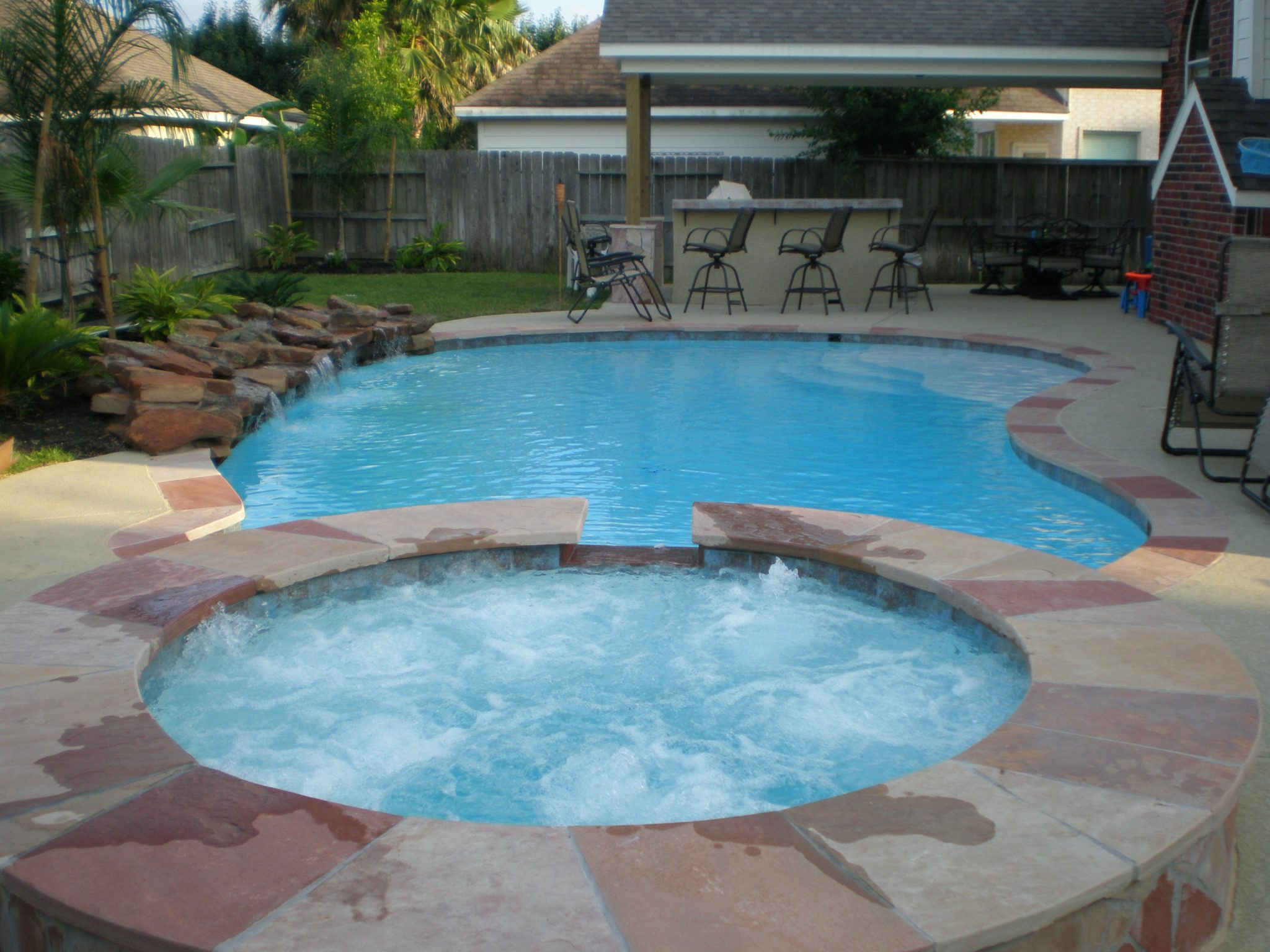 Houston Pool and Spa Gallery | Home | Richard's Total ...