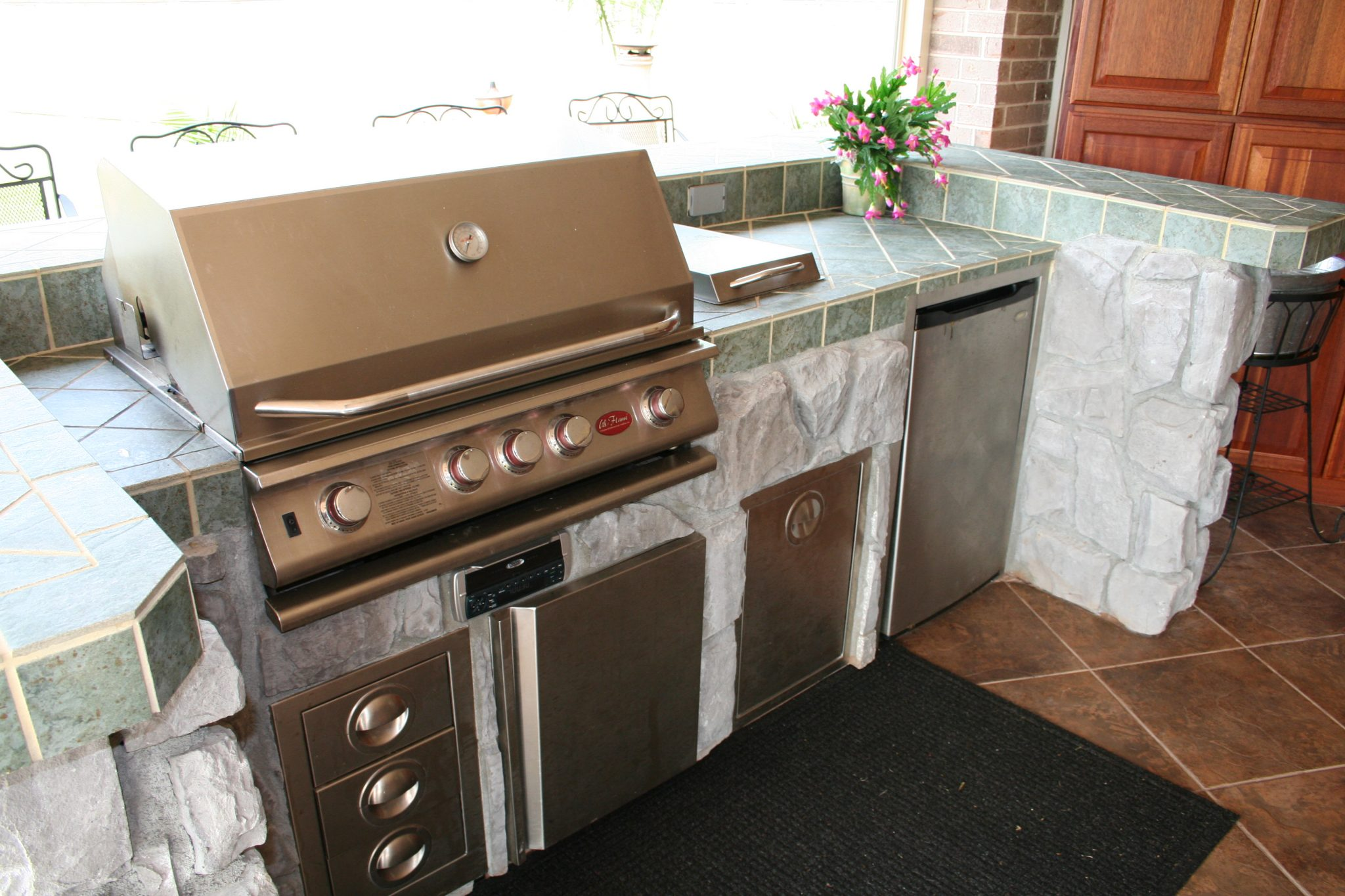 Houston Outdoor Kitchen Gallery | Home | Richard's Total ...