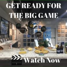 The Big Game | Backyard Culinary