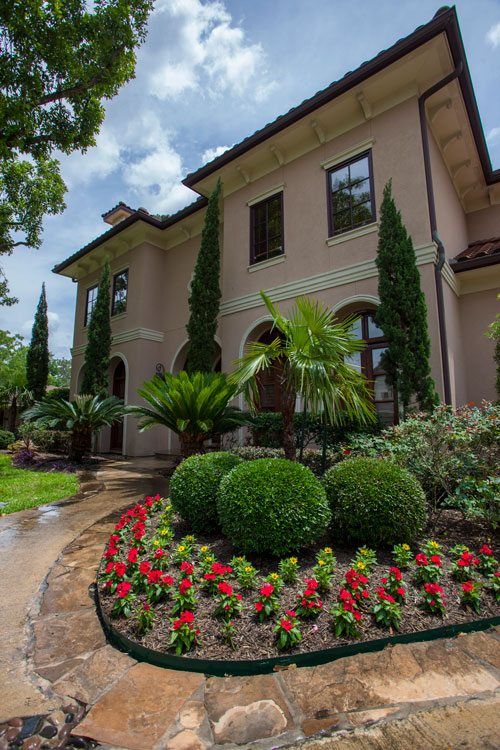 Houston Landscaping Gallery | Home | Richard's Total ...