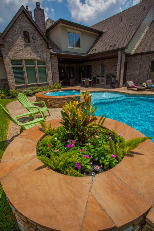 Houston Landscaping Gallery Home Richard S Total
