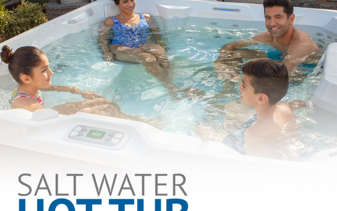 Salt Water Hot Tub Sale