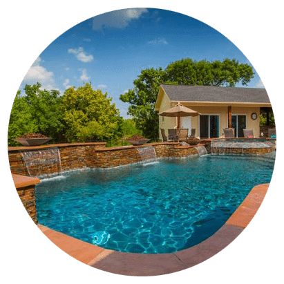 Pool builders houston 1 rated contractor richards - Swimming pool builders houston tx ...