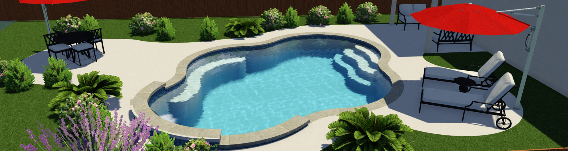 3D Swimming Pools   Home   Richard\'s Total Backyard Solutions