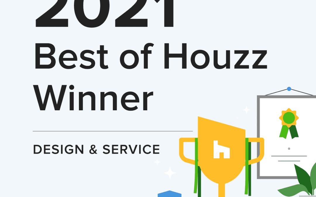 Richard's Total Backyard Solutions of Houston, TX Awarded Best Of Houzz 2021